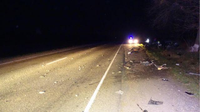 В результате столкновения легкового автомобиля и гружёного «КАМАЗа» погиб ставрополец