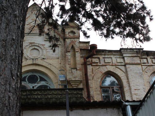 В Кисловодске восстановят гостиницу 19 века