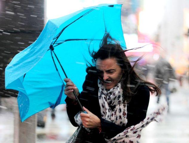 МЧС предупредило о штормовой погоде на Ставрополье в эти выходные