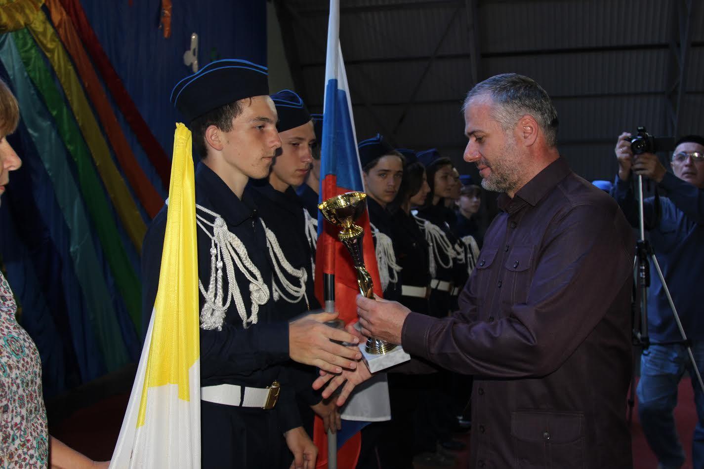 ВЧечне прошел очередной соревновательный день «Школы безопасности»