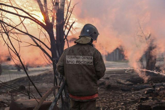 Пострадавшим от пожара в Ставрополе окажут помощь