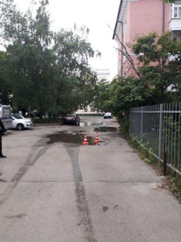 В Ставрополе водитель легковушки сбил 80-летнюю пенсионерку