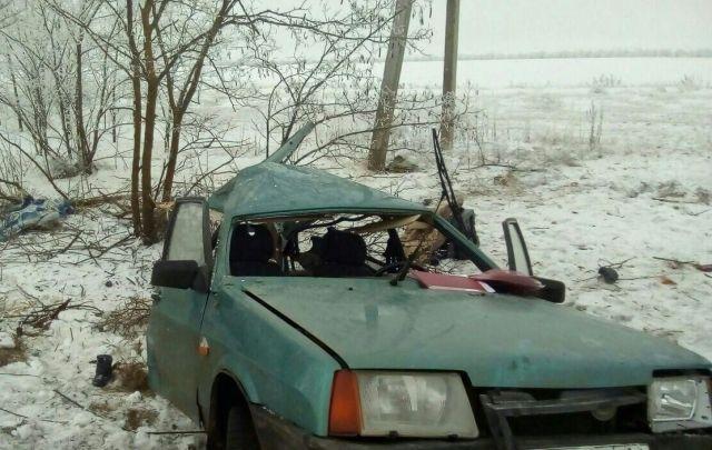 На Ставрополье в результате ДТП погибли два ребёнка