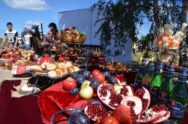 В Ставрополе 7 октября пройдёт многонациональный фестиваль «Гранатовый сад»