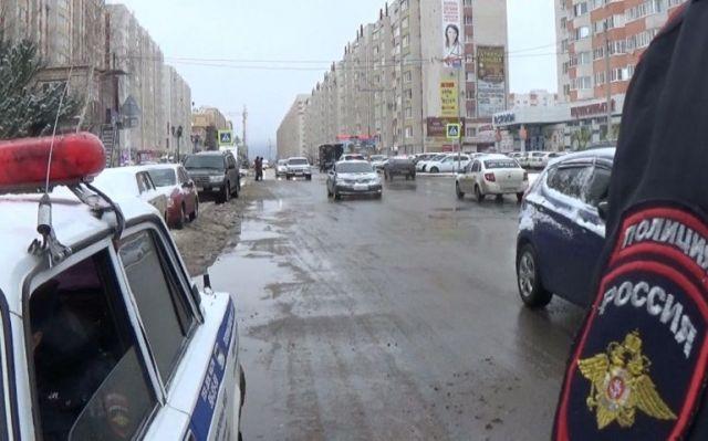 В Ставрополе 27 декабря госавтоинспекторы будут штрафовать нерадивых пешеходов и водителей