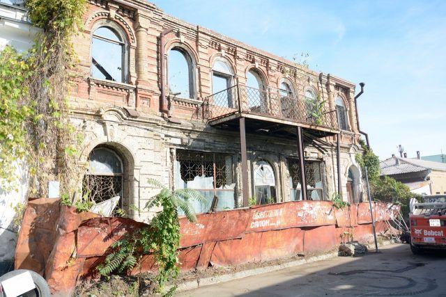 В Ставрополе благоустроили территорию заброшенного памятника архитектуры