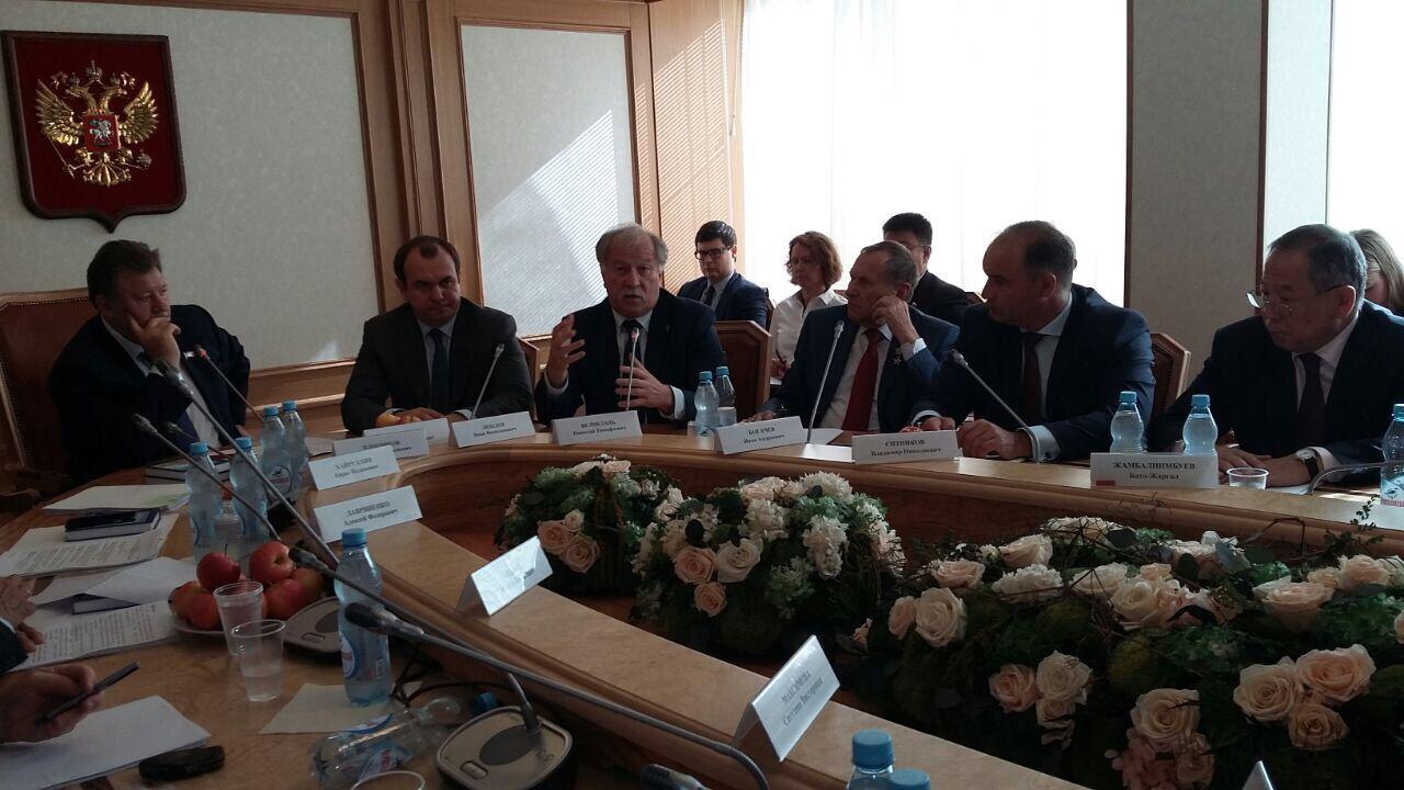 Опыт Ставрополья по предотвращению экокатастроф изучен в Думе РФ