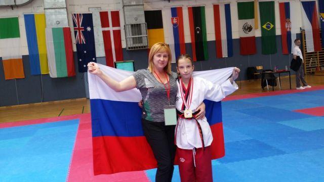 Юная жительница Ставрополья стала лучшей в мире пара-тхэквондисткой
