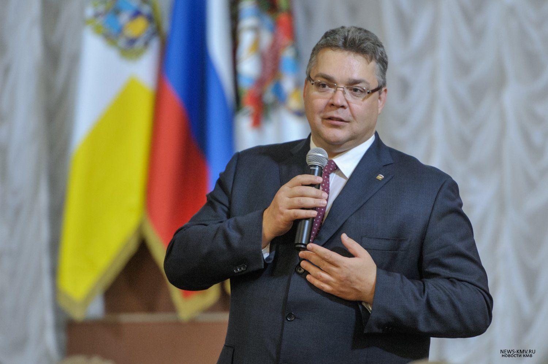 Губернатор края Владимир Владимиров обратился к православным христианам