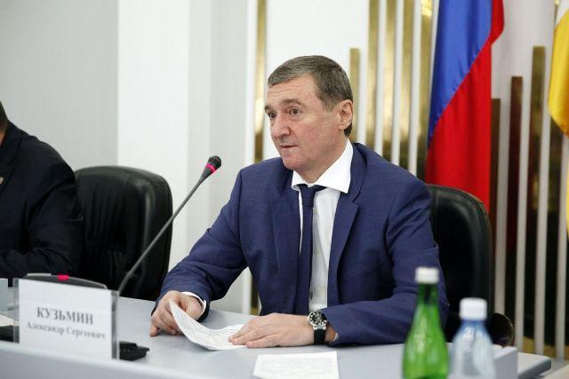 Александр Кузьмин: Нужно уважать мнение жителей города Ставрополя
