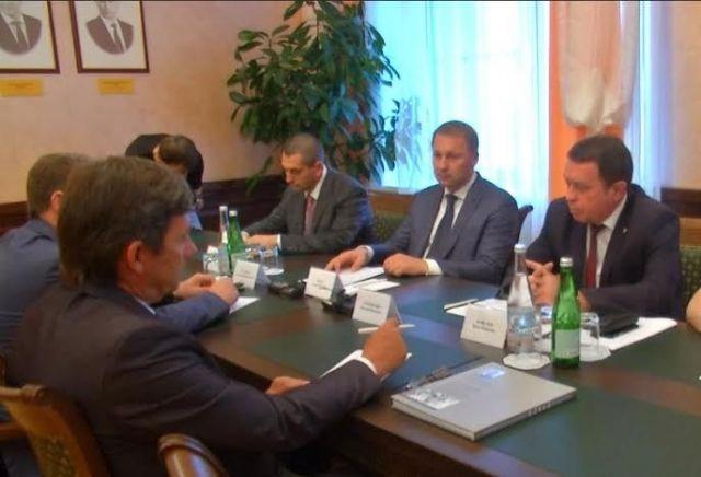 Ставропольский край посетила официальная делегация Беларуси