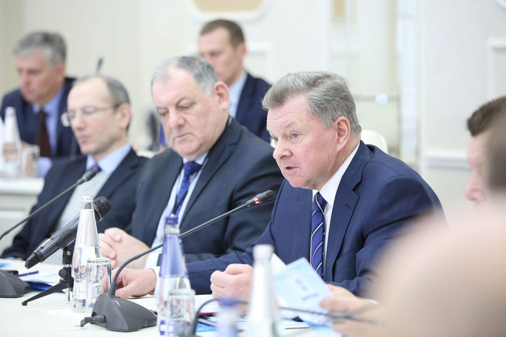 В Пятигорске прошло заседание членов Совета ректоров вузов СКФО и представителей Крыма