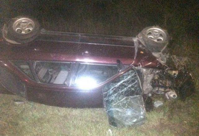 16-летний ставрополец взял без разрешения машину родственника и устроил аварию