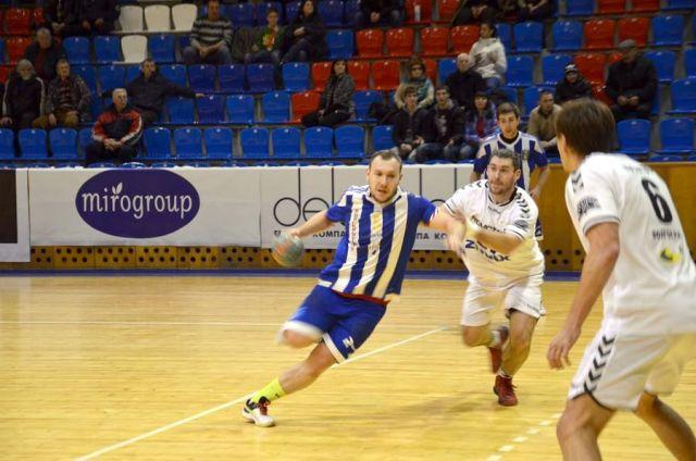 Ставропольские гандболисты добились исторического достижения