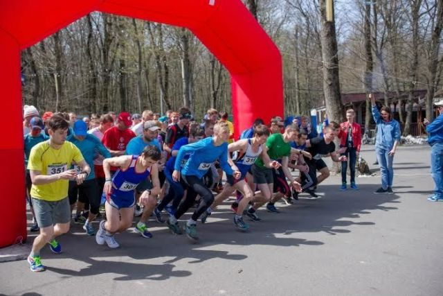 Пробег «Весенний Ставрополь» состоялся в краевом центре