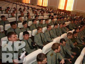 На месте бывшего военного училища связи будут стоять российские войска