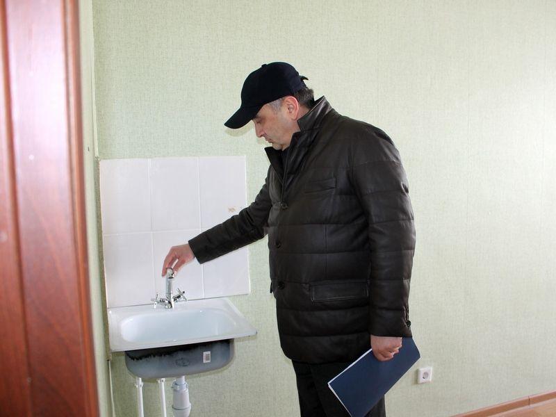 Замминистра РФ по делам Северного Кавказа дал высокую оценку новому микрорайону Кисловодска