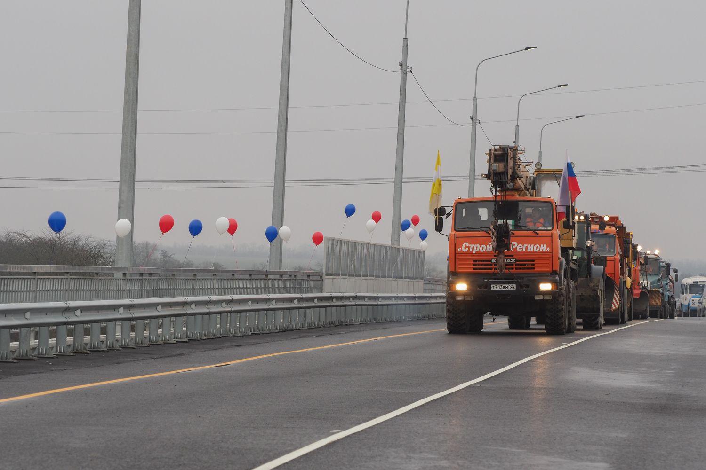 ВКировском городском округе после ремонта открыли путепровод