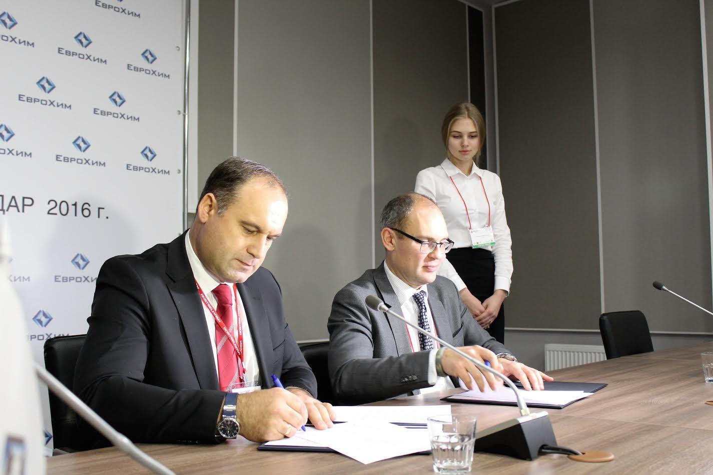 «Еврохим» поставит 420 тыс. тонн удобрений ставропольским аграриям