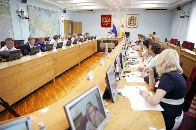 Подготовка к празднованию юбилея ВЛКСМ началась на Ставрополье