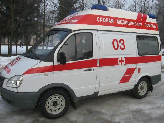 В Ставропольском крае столкнулись две легковушки, пострадали три человека