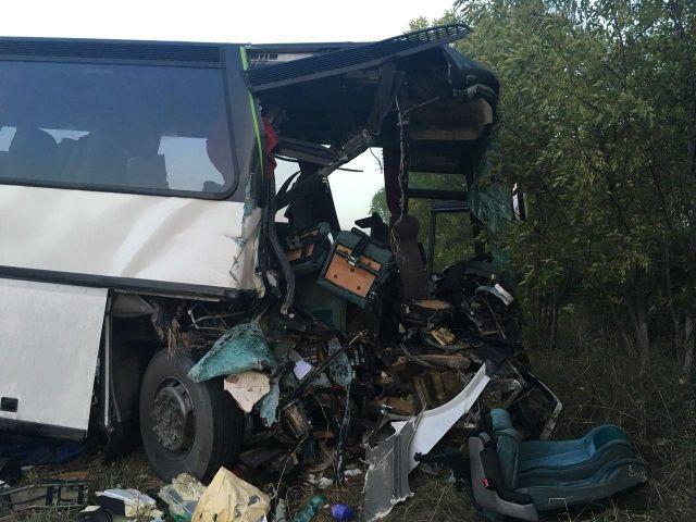 Прокуратура взяла на контроль расследование уголовного дела по факту ДТП с рейсовым автобусом на Ставрополье