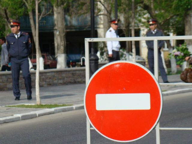 В Ставрополе 2 августа на улице Орджоникидзе ограничат движение