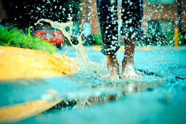 Дожди прогнозируются на Ставрополье в выходные