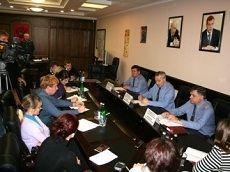 Начальник ГУ МВД России по Ставропольскому краю провел пресс-конференцию