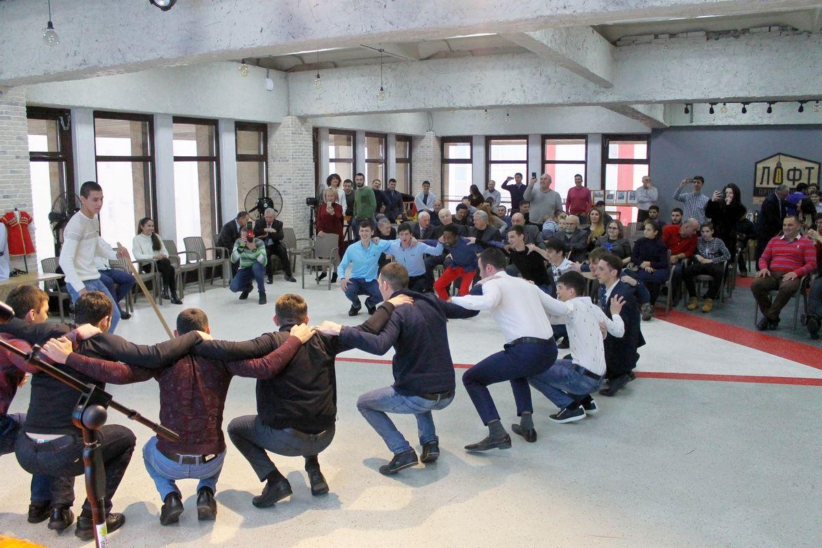 В Ставрополе провели День осетинской культуры