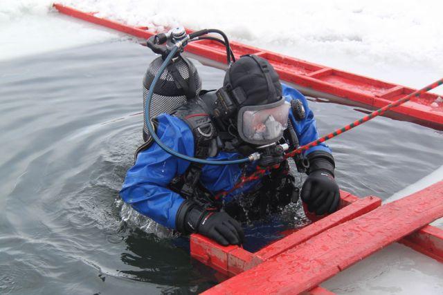 Под Невинномысском в водоёме утонул пожилой рыбак