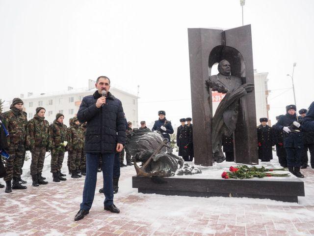 Военным контрразведчикам был посвящён митинг в Михайловске