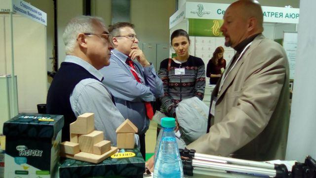 Ставропольский бизнес достойно представил деловой потенциал на выставке «MedTravelExpo-2018»