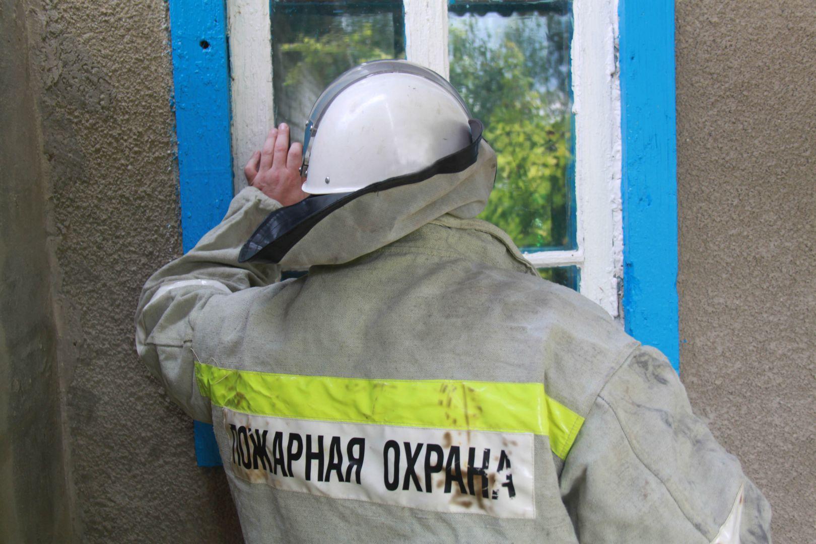 НаСтаврополье врезультате сильного возгорания погибла пенсионерка