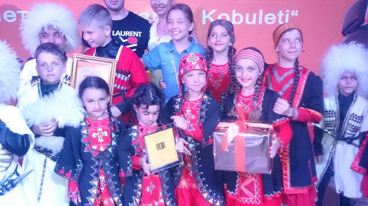 Ставропольские танцоры ансамбля «Кавкасиони» получили Гран-при на международном фестивале в Грузии