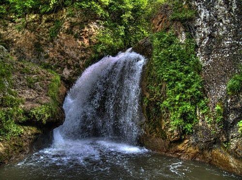 Самый высокий водопад в крае нашли рядом с Кисловодском