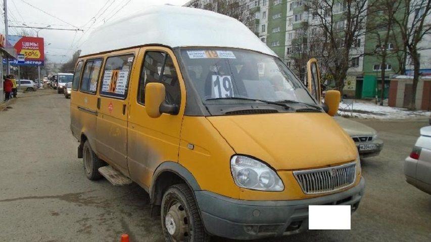 В Ставрополе 4-летний ребёнок оказался в реанимации, попав под колёса маршрутки