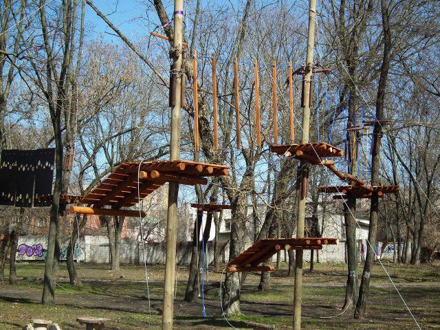Первый канатный парк в Железноводске появится в 2019 году