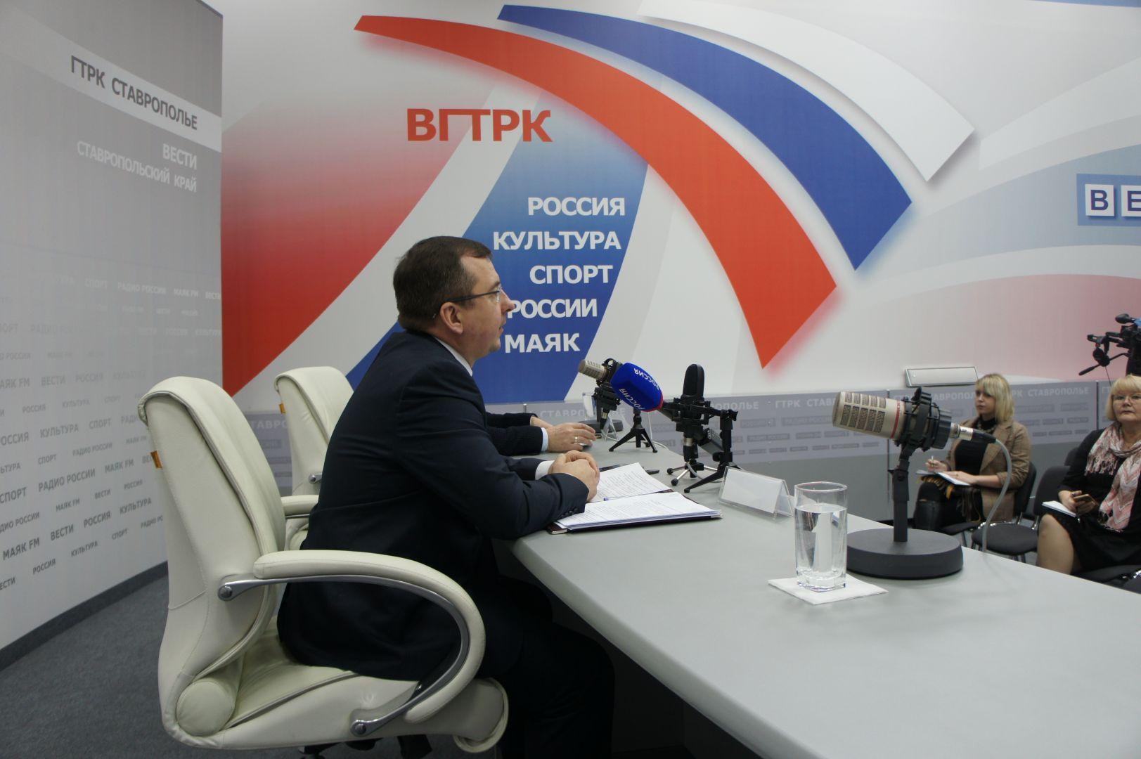 В 2019 году в выборах губернатора Ставропольского края поучаствуют «мобильные избиратели»