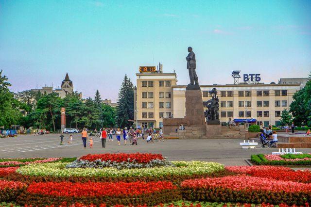В Ставрополе весной 2017 года зацветёт триколор
