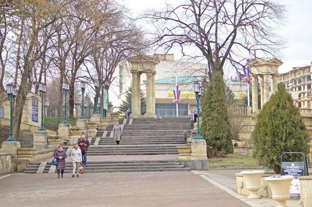 Ставрополье входит в первую десятку регионов России по числу иностранных туристов