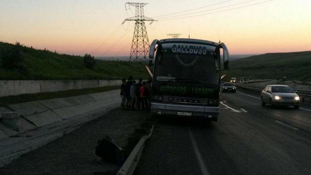 Ставропольские автоинспекторы оказали помощь детям на дороге