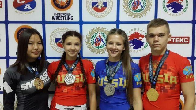 Ставропольчане привезли шесть медалей с чемпионата мира по грэпплингу