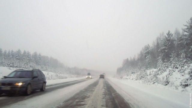 Движение на всех дорогах Ставрополья осуществляется в штатном режиме