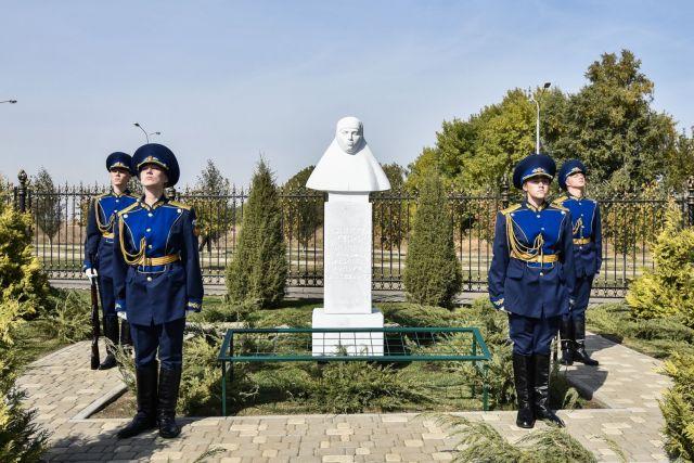 На Ставрополье появился сквер, посвящённый героине Первой мировой войны