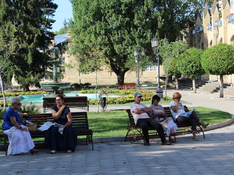 В Кисловодске заработала «Читальня» на свежем воздухе