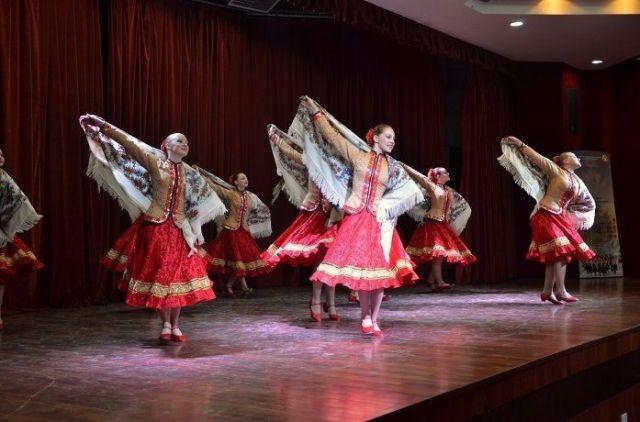 Ставропольская «Радуга» покорила Индию