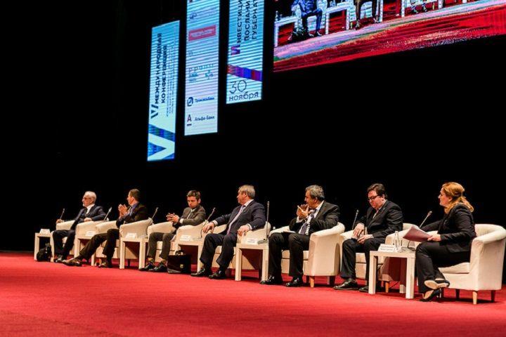 Ставропольские предприятия приняли участие в международной конференции по внешнеэкономической деятельности