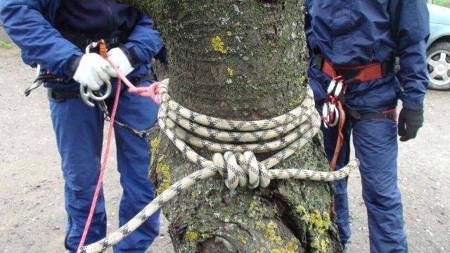 Ставропольские спасатели извлекли из трёхметрового оврага тело мужчины
