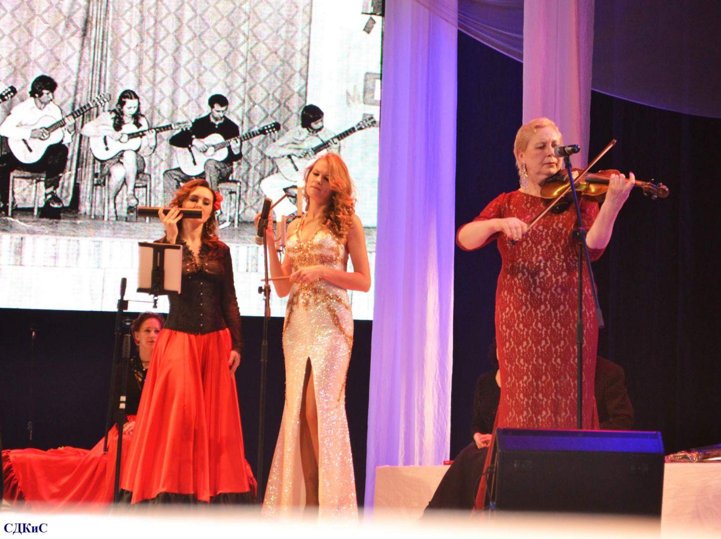 В Ставрополе прошёл творческий вечер «Жизнь романсу посвящаем»